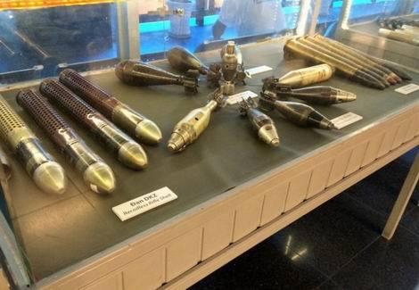 ベトナム・ホーチミンの戦争証跡博物館(470x325)