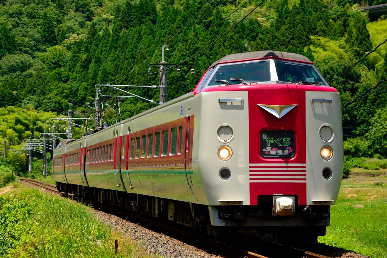 381系(1016М・江尾~上溝口信)3428