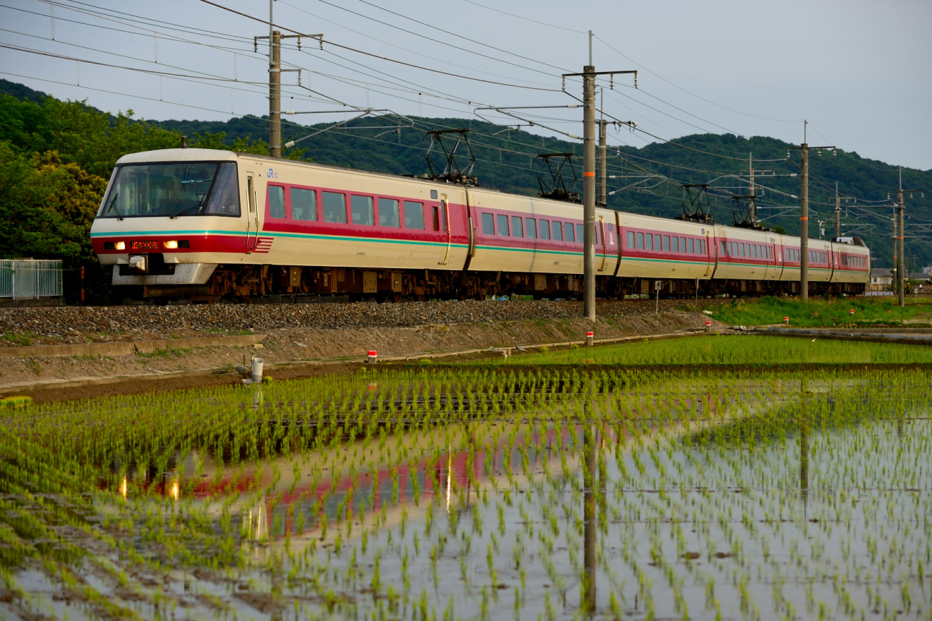 381系(1023М・総社~清音)3497