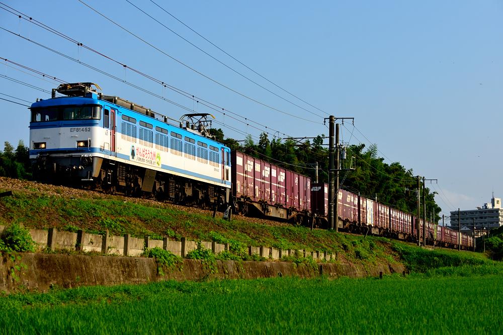 EF81-452(59・原田~天拝山)4888