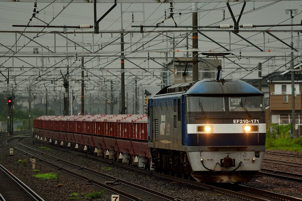 EF210ー171(8784・清州駅)0300