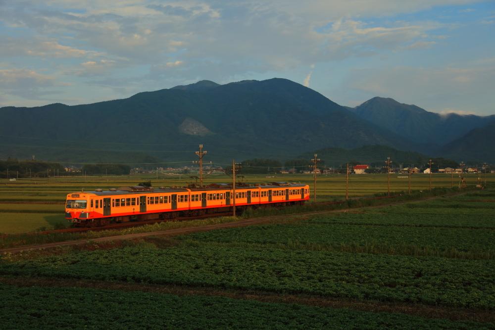 三岐鉄道801系(丹生川~三里)A3773