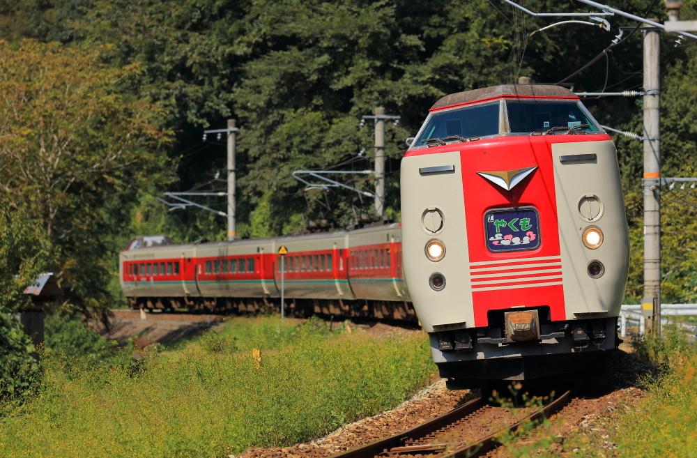 381系(1012М・方谷~備l中川面)A5938