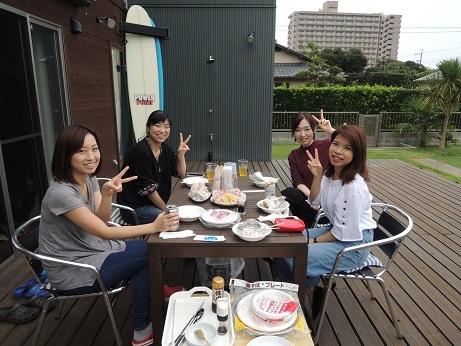 BESS ワンダーデバイス サンダーバード2号 女子会 BBQ 1