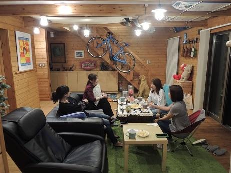 BESS ワンダーデバイス サンダーバード2号 女子会 BBQ 3
