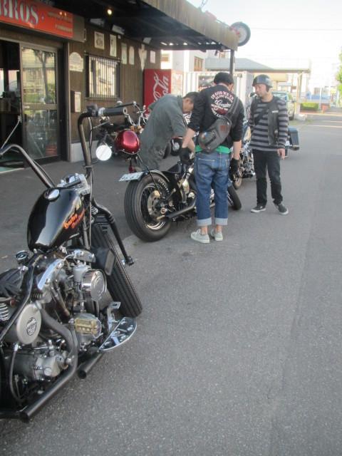 バイクチョイ乗り 003