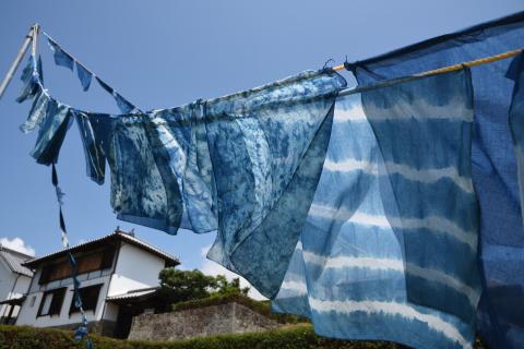 藍ある暮らし