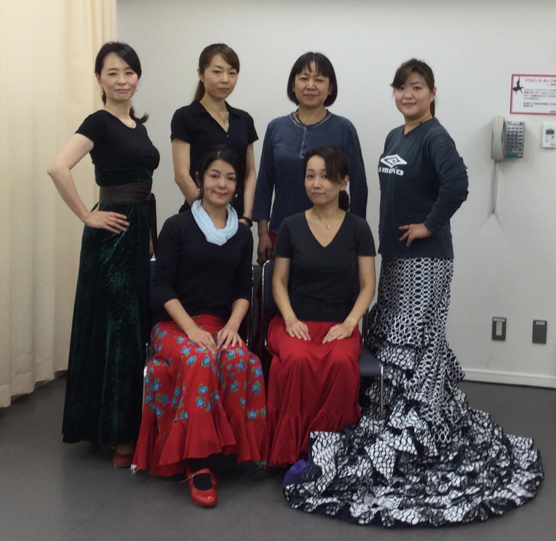 6  Mujeres 終了