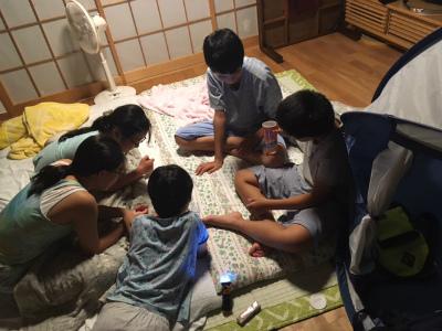 s狭山湖サークルお泊り会2