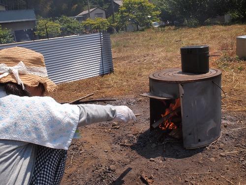 500ご飯を炊く1705212