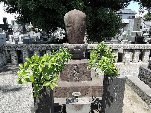 500白隠禅師の墓参り4