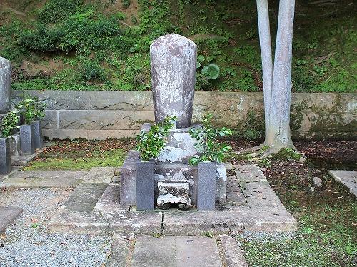 500白隠禅師の墓参り2
