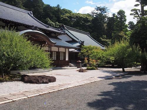 500白隠禅師の墓参り1