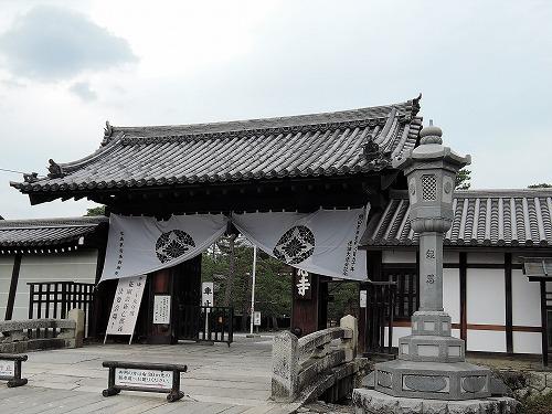 500妙心寺山門170629