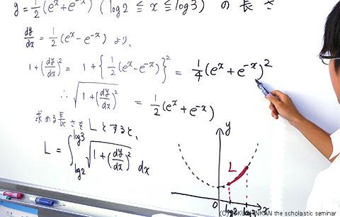 徳進館キャンパス数学Ⅲ2017c