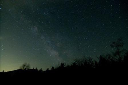 夜景~北八ヶ岳天空の星空散歩