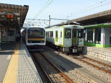 5高麗川駅0503