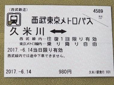 1西武東京メトロパス0614