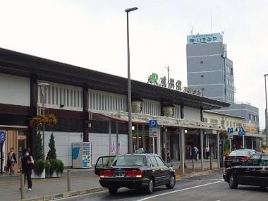 4JR成田駅