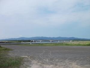 170720海側から十三湖