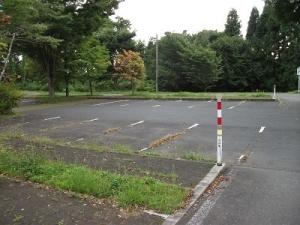 170831駐車場