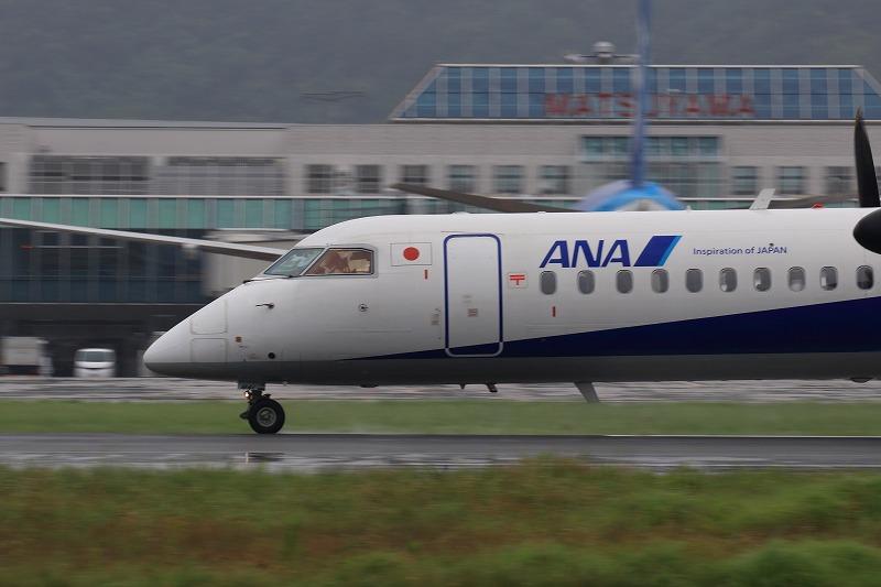 EH DHC-8-402Q JA841A RJOM 170707 01