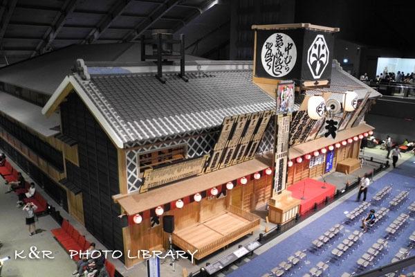 2016年7月17日江戸東京博物4