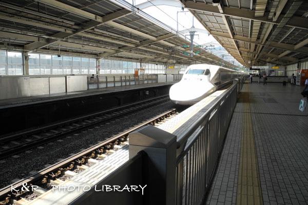 2016年8月7日八幡野〜入船1新幹線