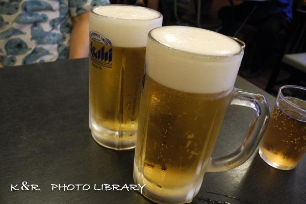 2016年8月7日八幡野〜入船5ビール