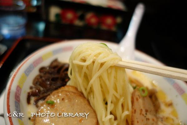 2016年8月21日新横浜ラーメン博物館・こむらさき5ひんやり野菜だけで作った王様ラーメン
