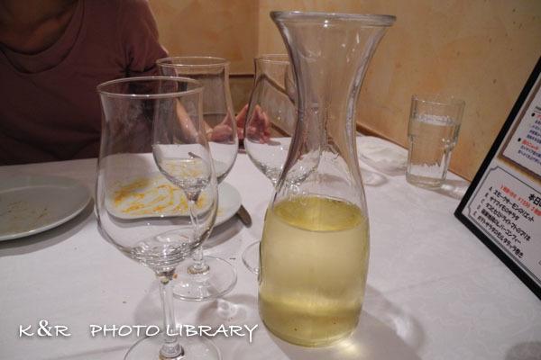 2016年10月12日モナリザン11ハウスワイン(白)