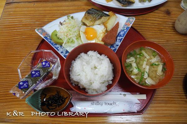 2016年11月4日奄美大島・朝食3
