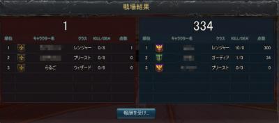 ランク戦2回目