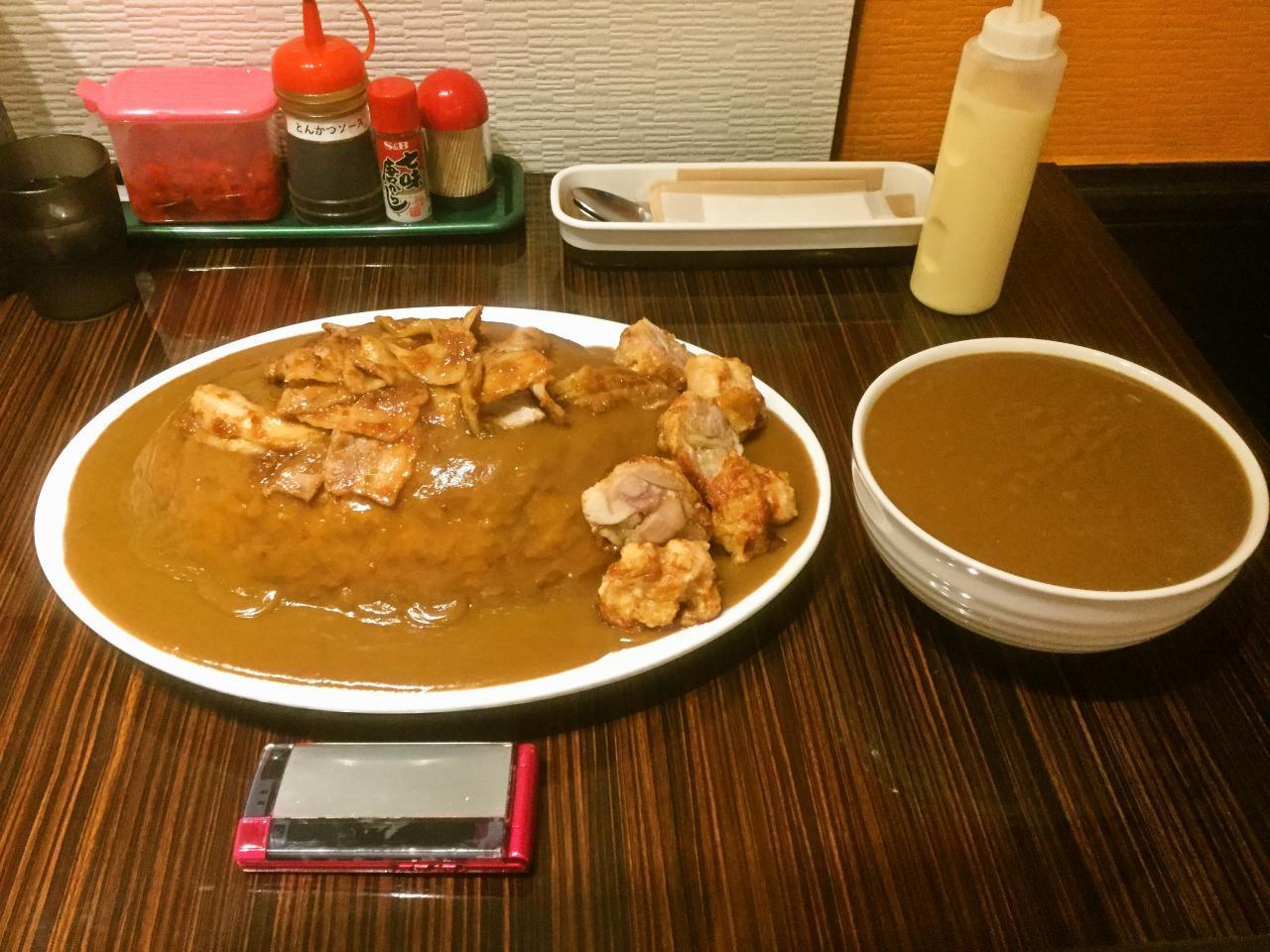 やましょう横浜長者町店(カレー)
