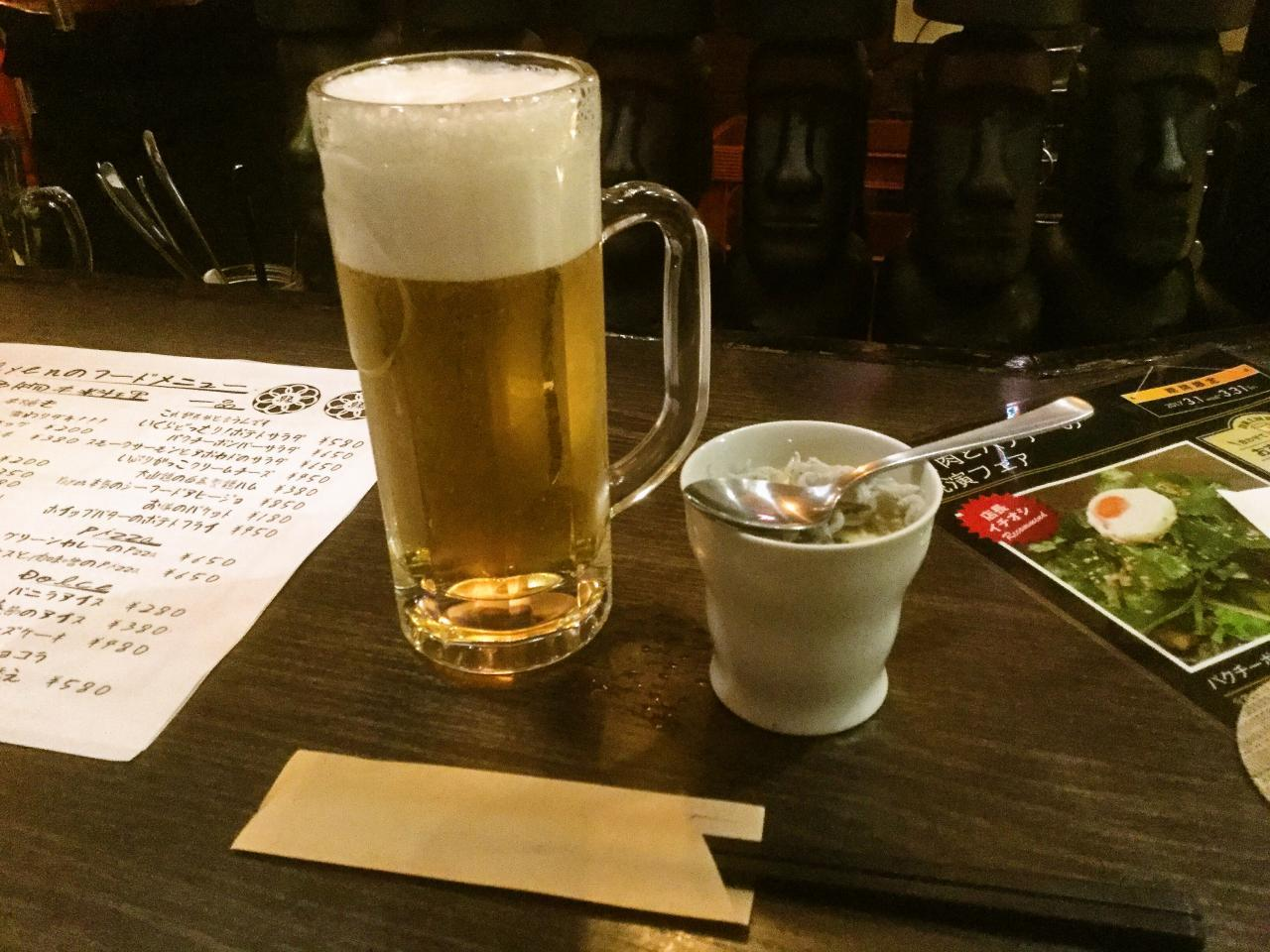 Kushi酒場Yayen(お通し)