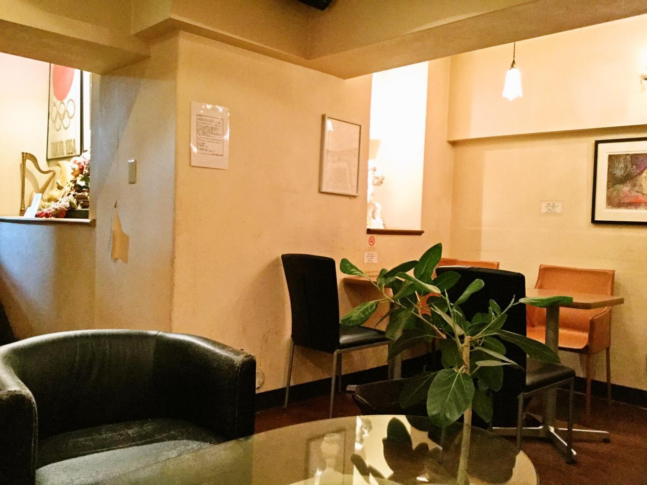 Cafe MOCO(店内)