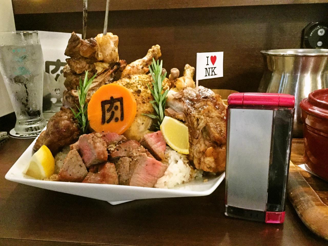 肉バル 肉ソン大統領 秋葉原店(チャレンジ)