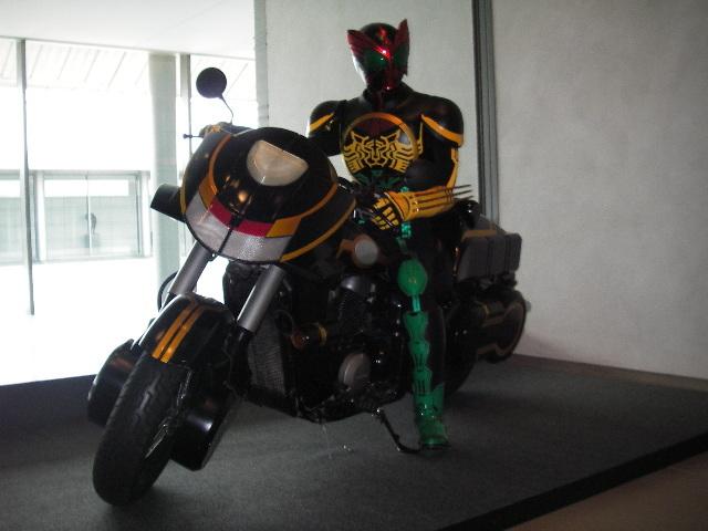 超世代 仮面ライダー プレミアムアート展ライディング2