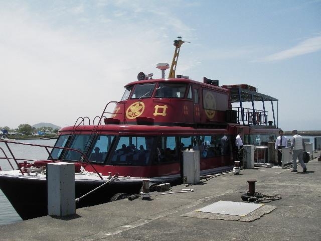 赤備え船直政201705-2