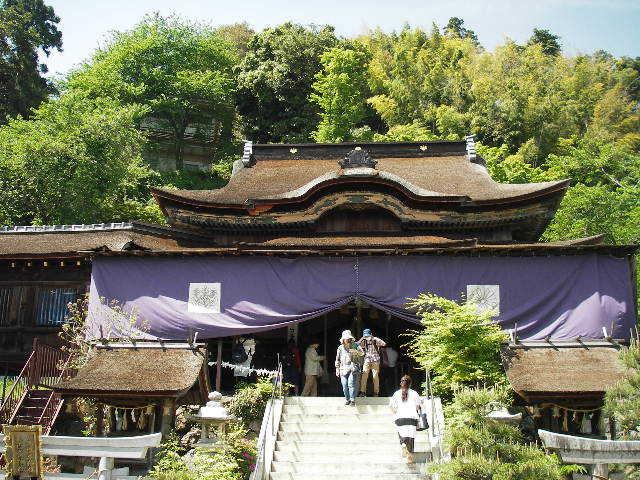 都久夫須麻神社本殿201705