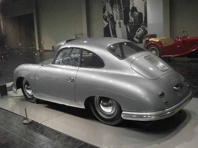ポルシェ 356クーペ2