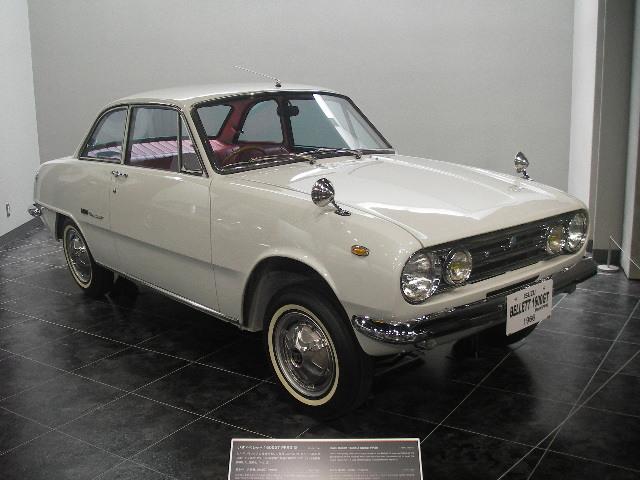 いすゞベレット1600GT PR90型(1966年)201706
