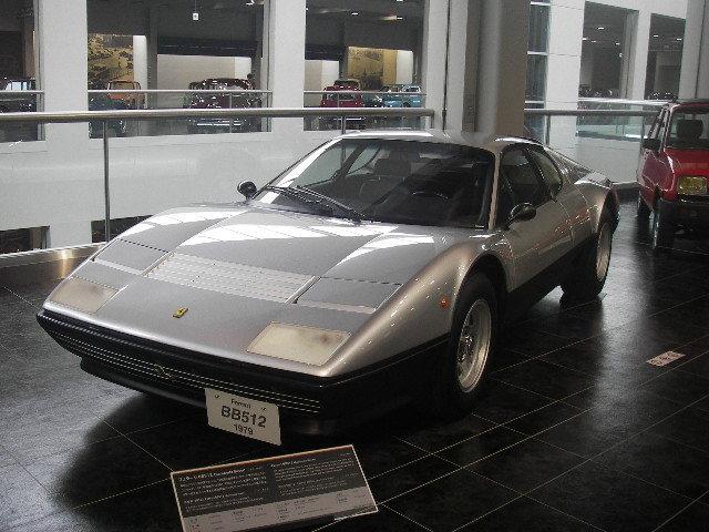 フェラーリBB512(ベルリネッタボクサー)(1979年)201706