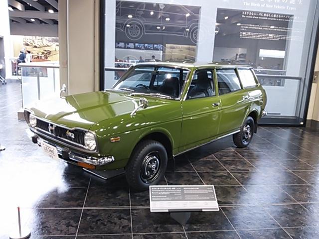 スバル レオーネエステートバン4WD(1972年)201706
