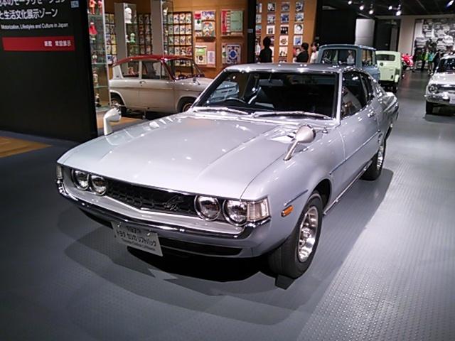 トヨタ セリカリフトバック(1973年)201706-1