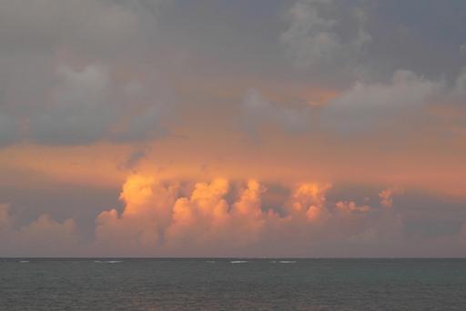 巨大朝焼雲-c P1120661