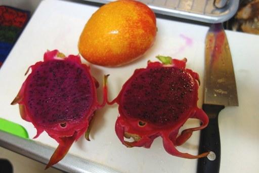 最近の食卓-果物 DSC04234