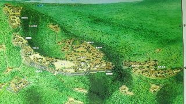 七尾城の絵