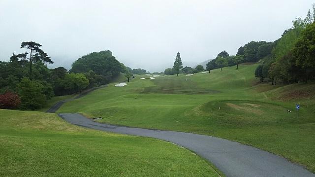170510 たけべの森ゴルフ倶楽部① ブログ用