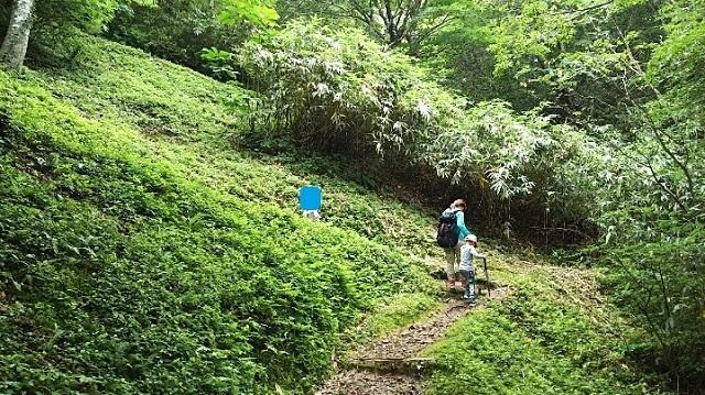 170726 岡山県立森林公園 yamap② ブログ用目隠し
